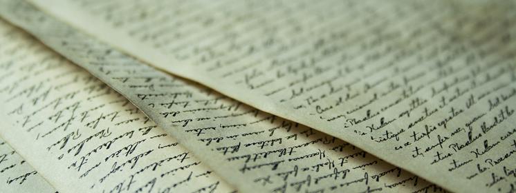 Wer Schreibschrift schreibt, der bleibt.