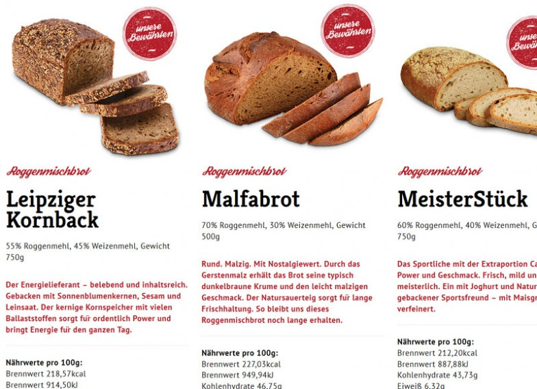 Konditorei & Bäckerei Wendl | AKTION BrotWahlZeit