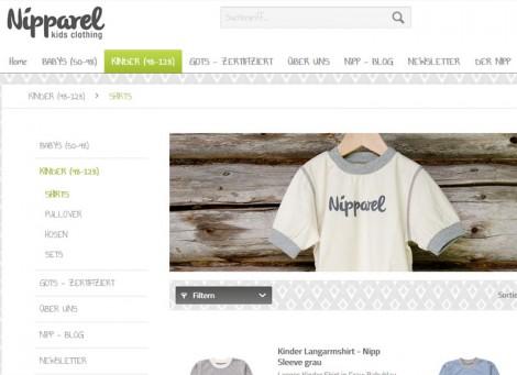 Nipparel | Nachhaltige Kindermode